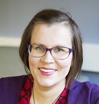 Tanja Laatikainen.