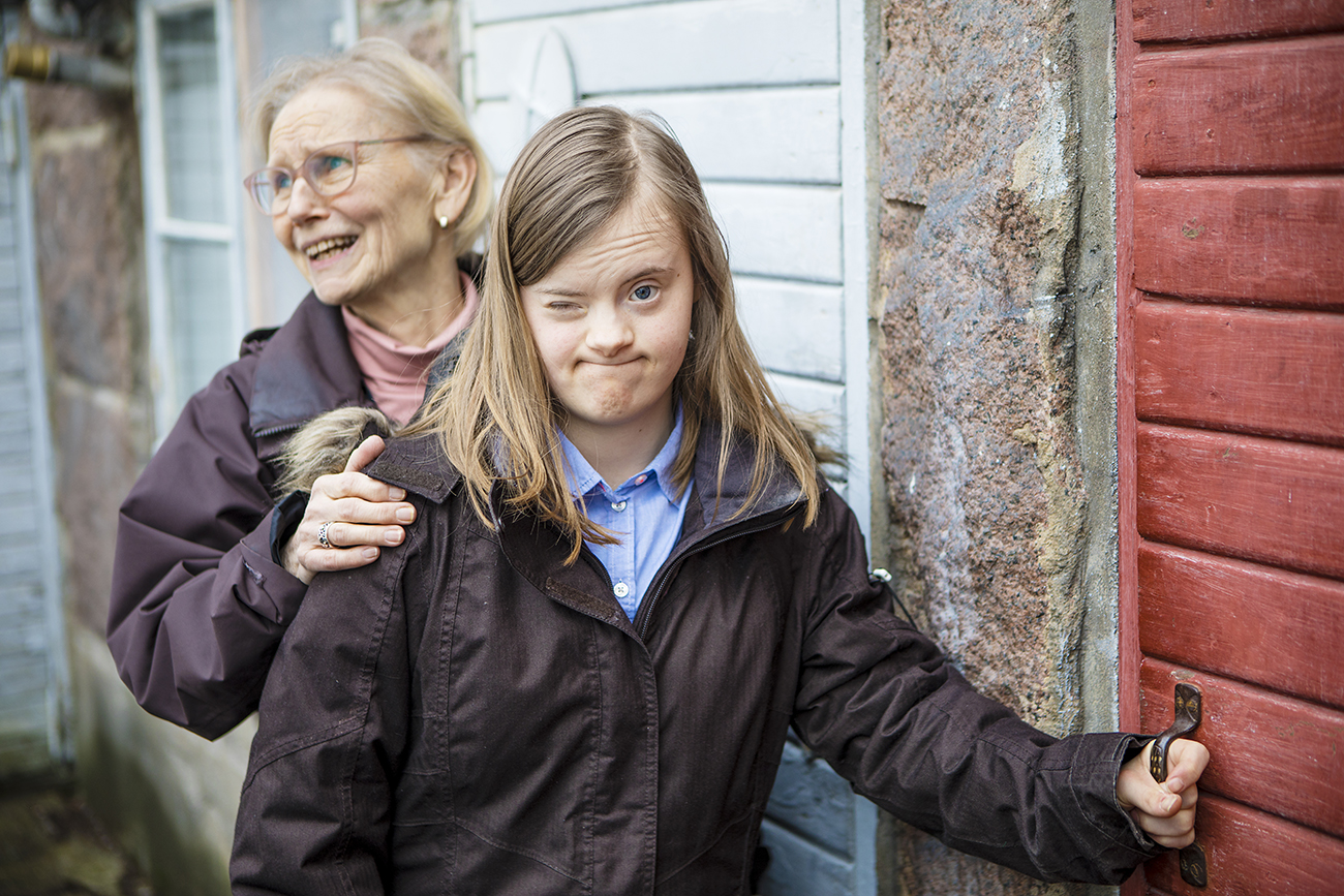 Ilona ja Kristiina Pyykönen