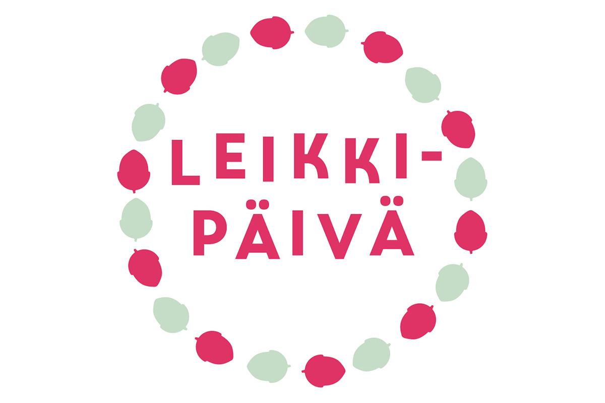 Leikkipäivän logo 2020