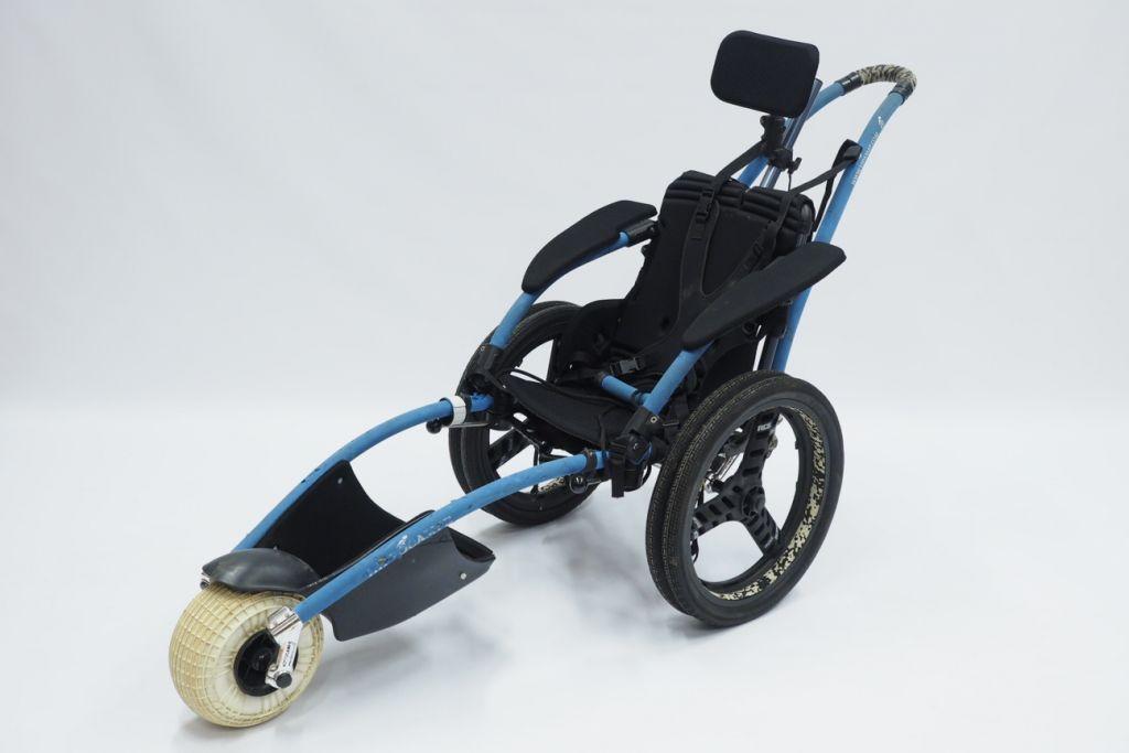 Maastopyörätuoli Hippocampe