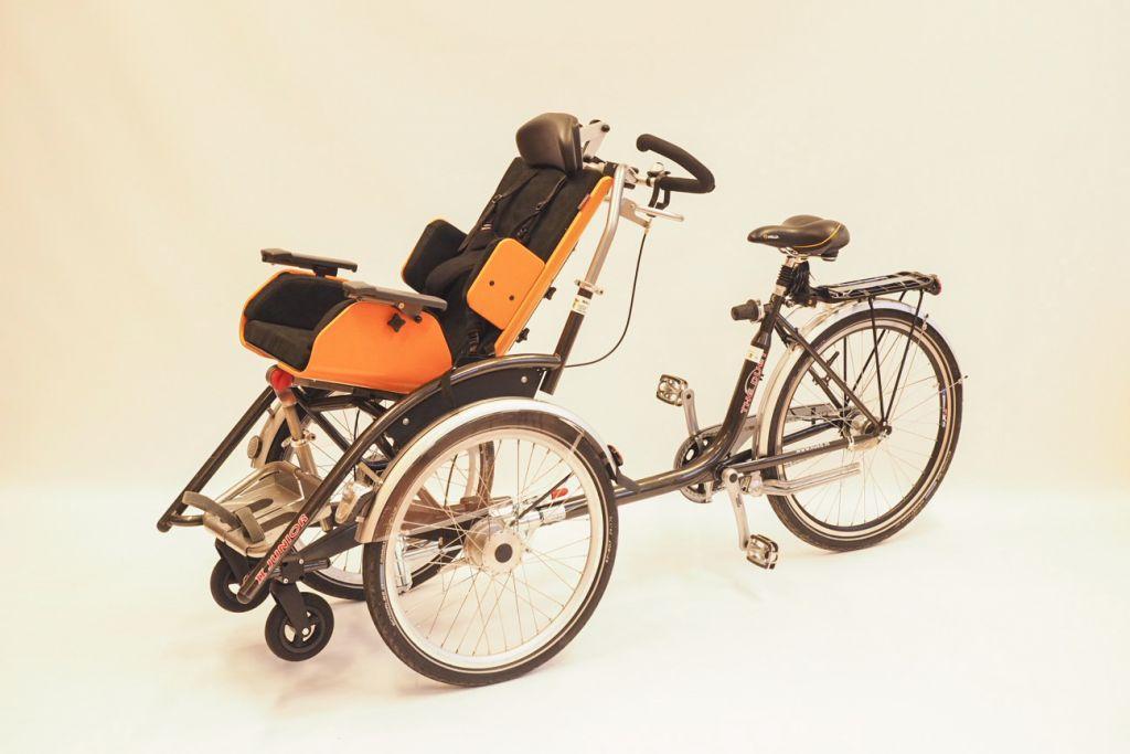 Yhdistelmäpyörä Huka Duet Junior