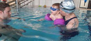 Uimassa Kangasalla kesällä 2021